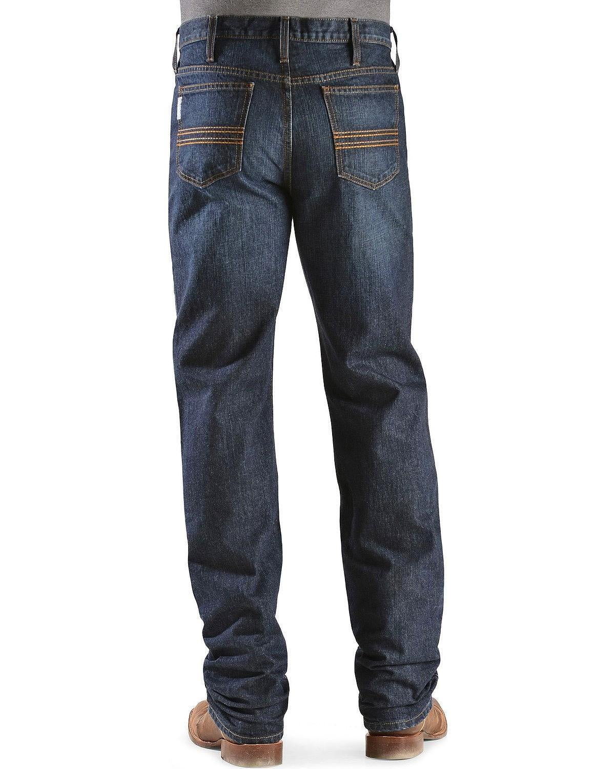Mens Cinch Silver Label Dark Jean