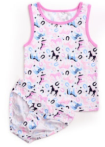 Thomas Cook Kids Singlet & Undie Set