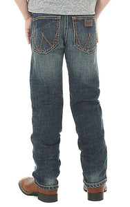Boys Wrangler Retro Slim Straight Jean 4-7