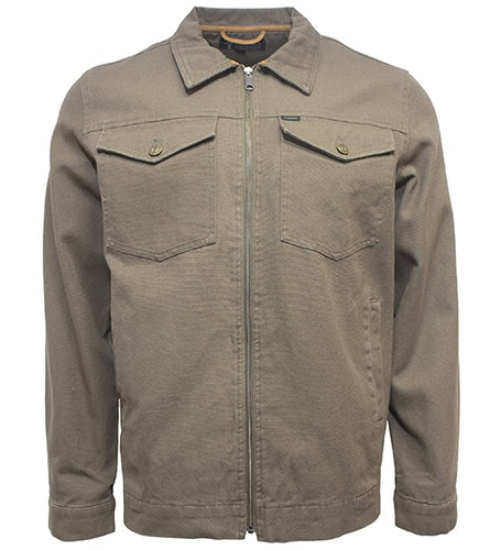 Mens Pilbara Jacket- Vintage Grey