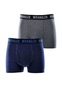 Mens Wrangler Dan Trunk Twin Pack