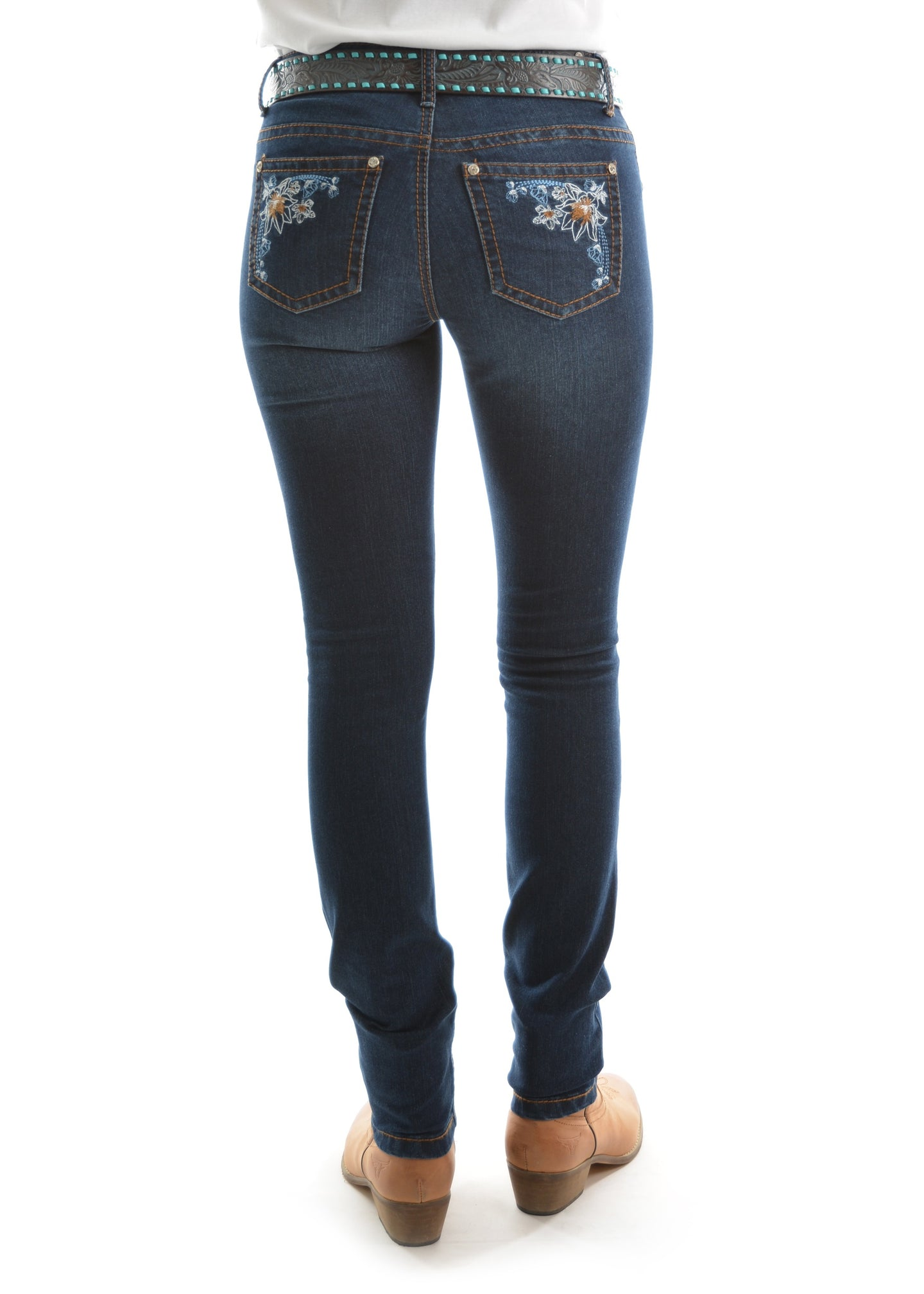 Womens Pure Western Willow Skinny Jean