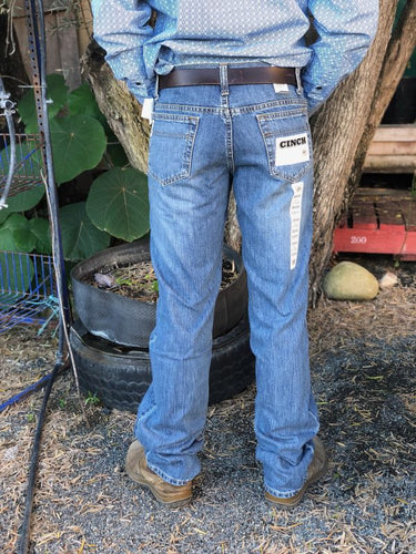 Mens Cinch White Label Jean