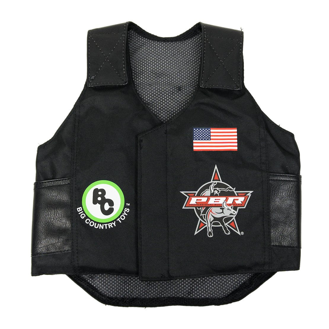 Big Country Toys- PBR Rodeo Vest
