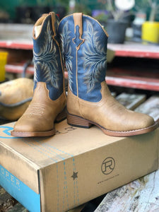 Kids Roper Billie Blue Boot