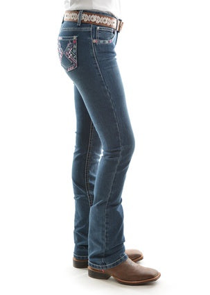 Womens Pure Western Winona Bootcut Jean