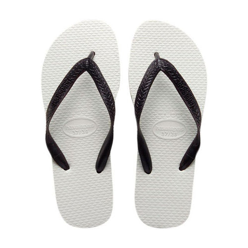 Havaiana Traditional Black/White