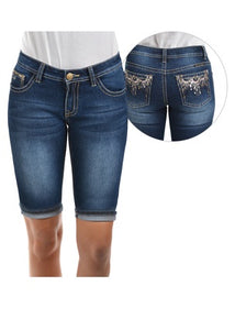 Womens Pure Western Beth Short