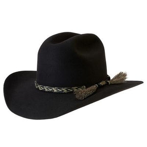 Akubra Rough Rider Black