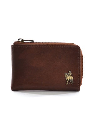 Cootamundra Coin Wallet- Tan
