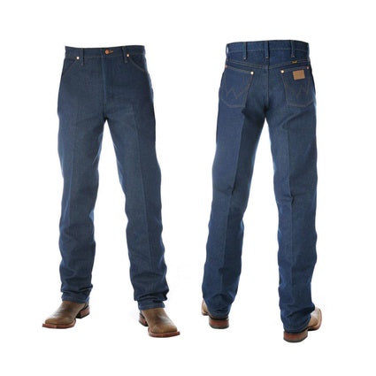 Mens Wrangler Cowboy Cut Original fit Rigid Jean