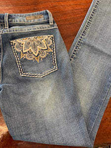 Womens Wrangler Rock 47 Moonshine