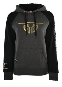 Womens Bullzye Authentic Pullover Hoodie w21