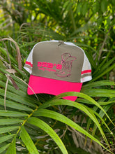 Debs Country Outfitters Grey Hipeak Trucker Cap