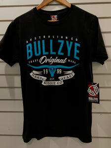 Mens Bullzye Hard and Fast Tee S20