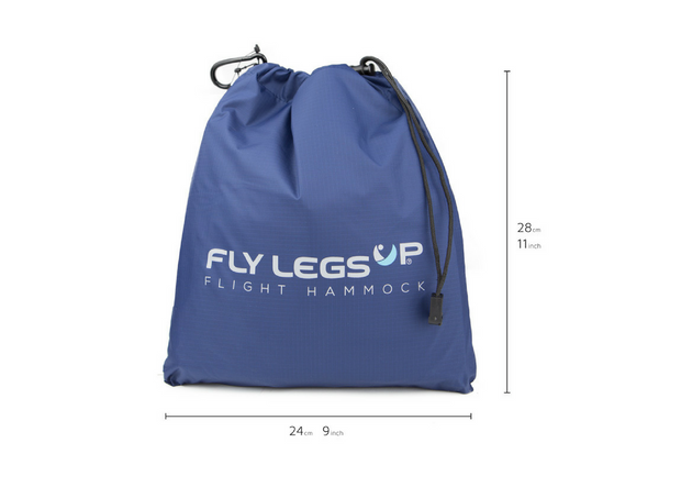 Fly LegsUp travel bag