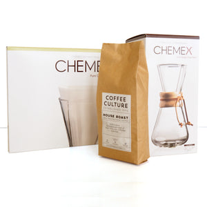 Chemex brew bundle