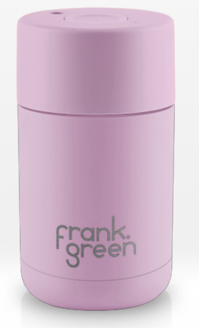 Pretty In Pink Stainless Steel Smart Cup