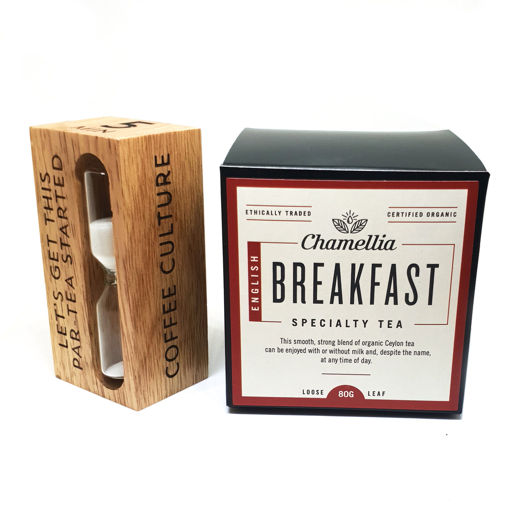 Tea & Timer Gift Pack (Loose Leaf)
