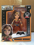 "Batman v Superman: Dawn of Justice Wonder Woman 4"" Alternate Die-Cast AF Jada M7"