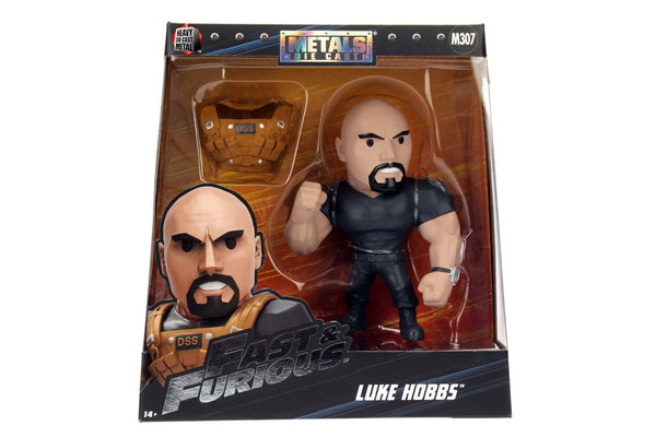 "Jada Die Cast METALS 6"" Fast & Furious Luke Hobbs M307 NEW IN STOCK!! - 219 Collectibles"