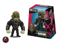 100% DIE CAST METALS 4 INCH SUICIDE SQUAD KILLER CROC BY JADA TOYS HOT NEW M22 - 219 Collectibles