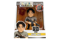 "AMC's The Walking Dead Jada 4"" Die Cast Metals M182 Glenn Rhee - 219 Collectibles"