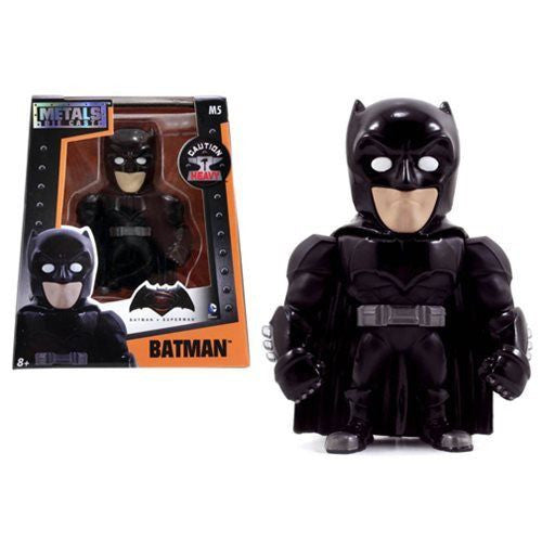 "Batman v Superman: Dawn of Justice Batman 4"" Alternate Die-Cast Action Figure M5 - 219 Collectibles"