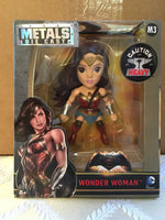 "Batman v Superman: Dawn of Justice Wonder Woman 4"" Alternate Die-Cast AF Jada M3 - 219 Collectibles"