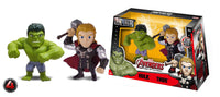 Jada Metals Diecast Avengers Age of Ultron Thor and Hulk M66 Set New Hot Item
