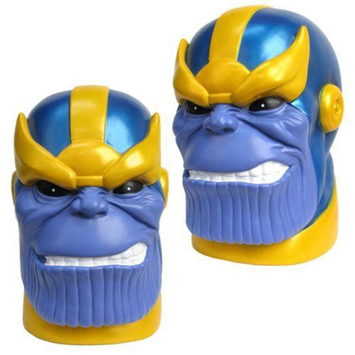 Thanos Head Bust Bank / Piggy Bank (Marvel/Monogram) - New! Previews Exclusive - 219 Collectibles