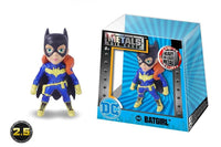 Jada Metals Die Cast Figure DC GIRLS 2.5 inch BATGIRL M382 - 219 Collectibles