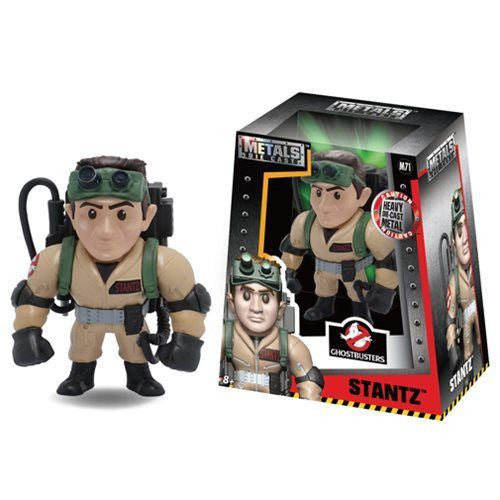 DAN AYKROYD Ghostbusters Peter RAY STANZ 4-Inch Metals JADA Die-Cast Fig - 219 Collectibles