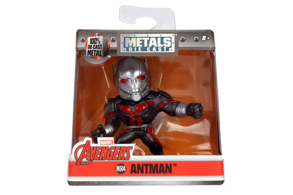 IN STOCK!  Marvel Avengers Jada Metals Die Cast 2.5 inch Figure Ant Man M504 - 219 Collectibles