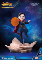 Beast Kingdom Marvel Avengers Q DR. STRANGE Infinity War 3 Inch Mini Statue Egg Attack - 219 Collectibles