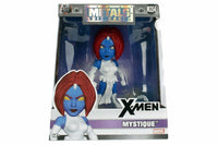 "Jada Metals Diecast 4"" Figure Marvel Mystique M354"
