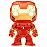 Marvel IRON MAN Large Enamel Pop! Pin by Funko
