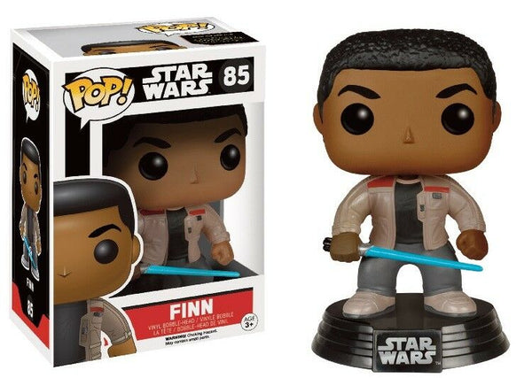 Star Wars The Force Awakens Barnes & Noble Exclusive FINN #85