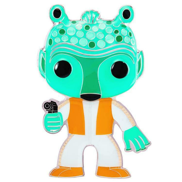 Star Wars Greedo Large Enamel Pop! Pin by Funko