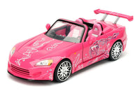 JADA 1:24 COLLECTOR'S SERIES - FAST & FURIOUS - SUKI'S HONDA S2000 NEW RELEASE
