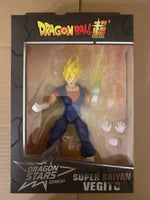 Bandai Dragon Ball Super Stars Super Saiyan Vegito AF USA Seller MIB
