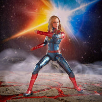 Captain Marvel 6-inch Action Figure by Hasbro