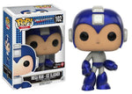 Gamestop Exclusive Funko Pop Games Mega Man ICE SLASHER #102 Vinyl Fig