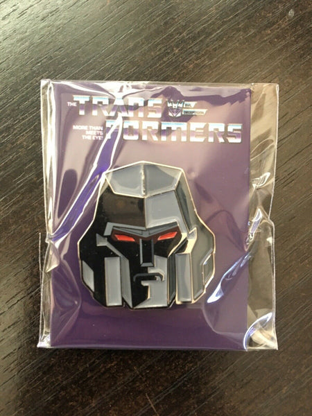 TRANSFORMERS MEGATRON PIN BY TOM WHALEN MONDO 2019 SDCC COMIC CON EXCLUSIVE