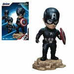 Avengers: Endgame Captain America MEA-011 Figure Previews Exclusive
