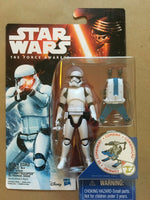 Star Wars The Force Awakens 3 3/4-Inch Action Figure 1ST ORDER STORMTROOPER