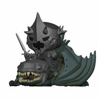 IN STOCK! Lord of the Rings Witch King with Fellbeast Pop! Vinyl Vehicle Funko