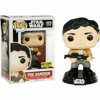 Star Wars The Force Awakens Hot Topic Exclusive #117 Poe Dameron