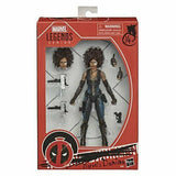 X-Men Marvel Legends (MOVIE) Domino 6-Inch Action Figure BY HASBRO