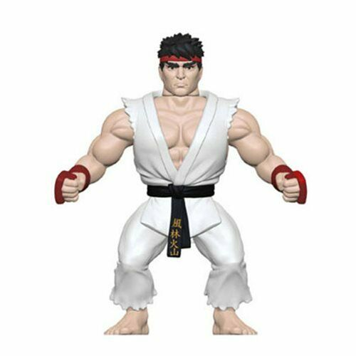 Street Fighter FUNKO Savage World RYU Action Figures